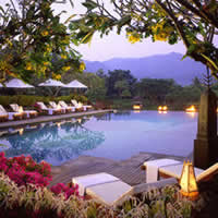 Chiang Mai spa hotels review, Four Seasons