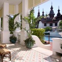 Chiang Mai luxury resorts, Mandarin Oriental Dhara Dhevi