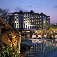 Chiang Mai conference hotels review, Shangri-La also has its CHI spa