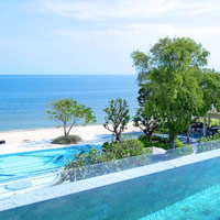 Top Hua Hin boutique hotels, Ba Ba Beach Club