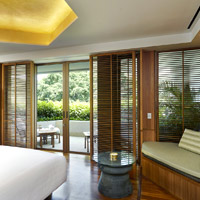 Thai spa resorts - Stylish new-look Ocean Rooms at Chiva-Som arrived in 2015
