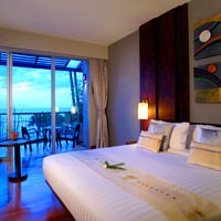 Deluxe room at Haven Resort Hua Hin