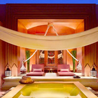 Hyatt Regency's BARAI Spa is a super wellness escape