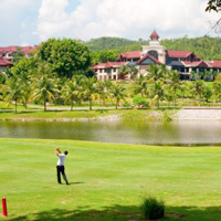 Top Hua Hin golf resorts - Springfield Royal Country Club