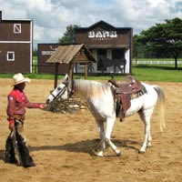 Korat guide, Farm Chokchai, a working dude ranch in Thailand