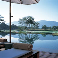 Kirimaya spa resort, luxury lodge hotel near Khao Yai National Park