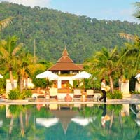 Krabi spa resorts, Layana Resort & Spa