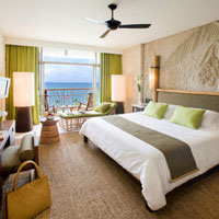 Best Pattaya child-friendly resorts, Centara room