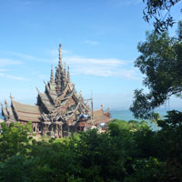 Pattaya fun guide, Sanctuary of Truth