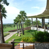 Pattaya golf courses, Siam Country Club