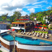 Phuket resorts review, Amari is one of the best hotels in the Patong Beach area
