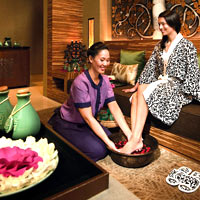Top Thai spas in Phuket, Banyan Tree