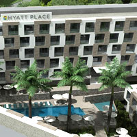 Hyatt Place Patong is a new Phuket hotel choice