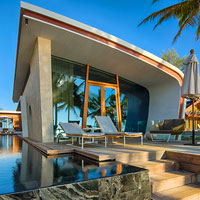 Phuket luxury villas, Iniala Beach House is a top pick