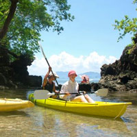 Family friendly adventure guide to Phuket, John Gray's sea canoes