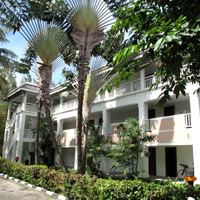 Phuket child-friendly hotels, Best Western Allamanda