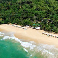 Phuket fun resorts and best beaches, Andaman White Beach sands