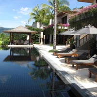 Phuket luxury resorts review, Andara Pool Villa