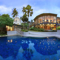 Phuket family friendly hotel, DoubleTree by Hilton, Surin