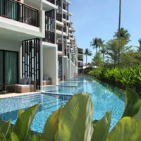 Best child-friendly hotels in Phuket, Holiday Inn Mai Khao Beach