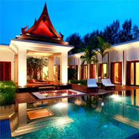 Phuket resorts review, Maikhao Dream villa