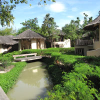 Phuket resorts review, Naka Island spa retreat