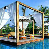 Khao Lak spa resorts, The Sarojin