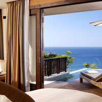 Phuket luxury resorts review, Trisara pool villa