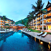 Swissotel Kamala Beach has a good kids world