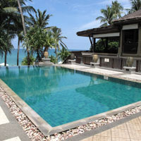 Samui resorts review, Impiana
