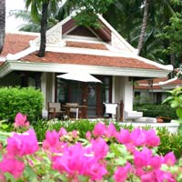 Santiburi villa, golf too