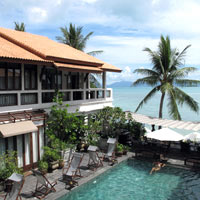 Koh Samui boutique hotels, Scent was formerly Karmakamet