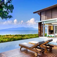 Koh Samui resorts review, W Ocean Haven WOW villa