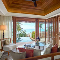 Best Samui luxury resorts, Ritz-Carlton style