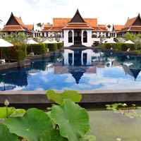 Khao Lak child-friendly resorts, JW Marriott Khao Lak review and image
