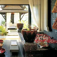 Thailand spa resorts, JW Marriott Phuket