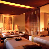 Top hotel Thai spas, Chi at Shangri-La Bangkok