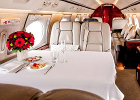 Anantara private jet tour
