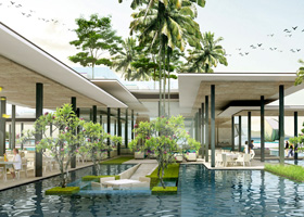 Stylish Apurva Kempinski Bali arrives first quarter 2019