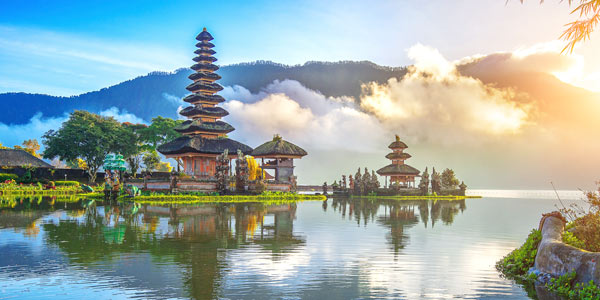 Bali - the Best Holiday Destination in Asia for the decade 2010-2019