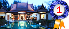 Banyan Tree Phuket, Voted the Best Asian Spa Hotel