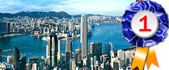 Hong Kong, Best Asian City for Business