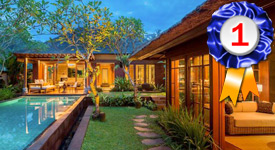 Mandapa, A Ritz-Carlton Reserve, Bali, voted the Best Luxury Hotel in Asia for 2018