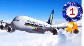 Singapore Airlines, Best Airline in the world 2019
