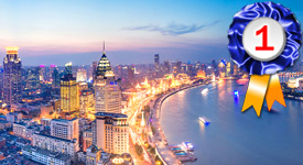 Shanghai, Best Holiday Destination in Asia 2018