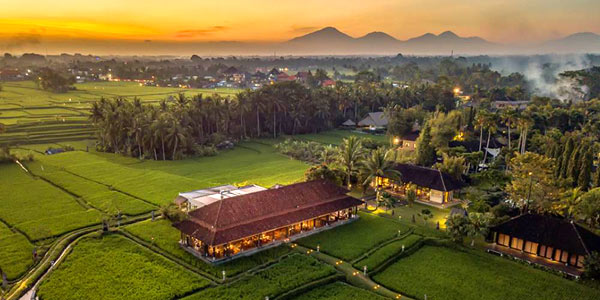 Tanah Gajah - a resort by Haiprana, Ubud, Bali, the Best Boutique Hotel in Asia for the decade 2010-2019