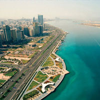 Abu Dhabi fun guide for the family, View along the Corniche