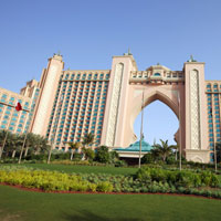 Dubai family-friendly hotels, Atlantis, The Palm exterior