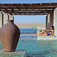 Dubai luxury resorts, Bab Al Shams