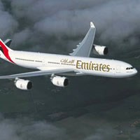 Best airline to Dubai, Emirates